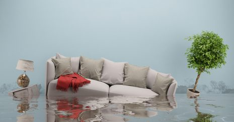 Blogue Inovario | Dégât d'eau quoi faire en cas de sinistre ?